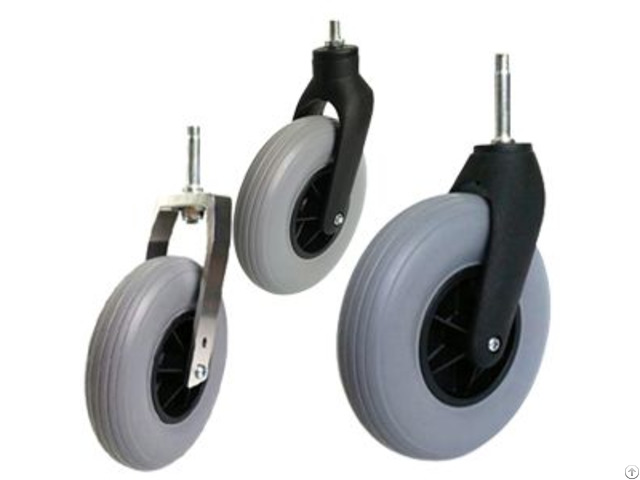 Wheelchair Wheels With Fork