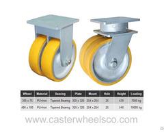 Extra Heavy Duty Caster Wheels