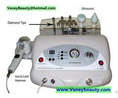 Microdermabrasion Machine Rf Cavitation Slimming Ipl Laser Beauty Equipment Mesotherapy Gun