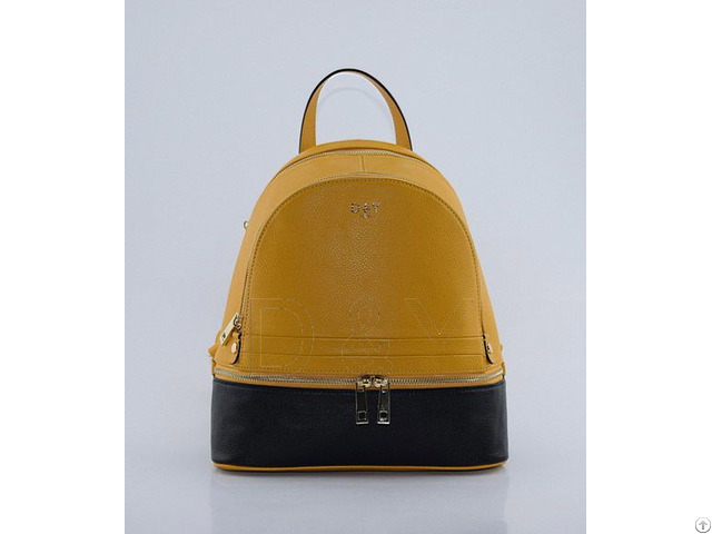 Geuine Leather Backpack