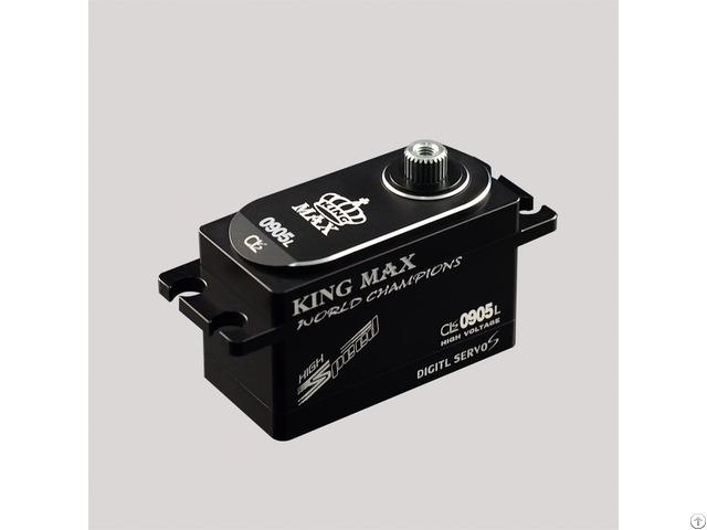 Kingmax Cls0905l High Precision Metal Gears Digital Coreless Low Profile Servo