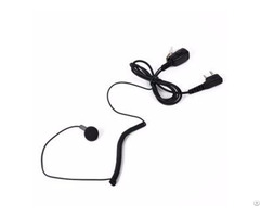 Walkie Talkie Earbud Earphone Tc 303
