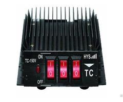 Vhf Portable Radio Amplifier Tc 150v