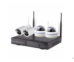 4ch Hd 720p Wifi Nvr Kit