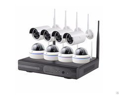 8ch Hd 960p Wifi Nvr Kit