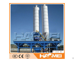 Js Series Mixer Commecial Concrete Mixing Plant 35m3 H