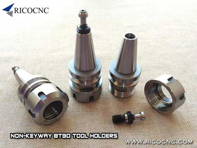 Nbt30 Er32 Collet Chuck Without Keyway Tool Holder Cone