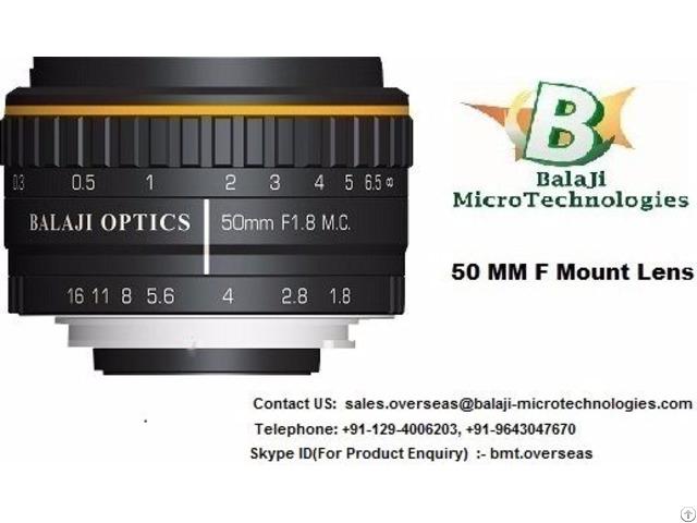 F Mount Lens