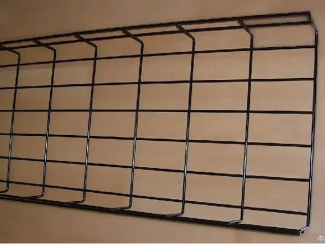Vinyl Coated Wire Mesh Cable Tray