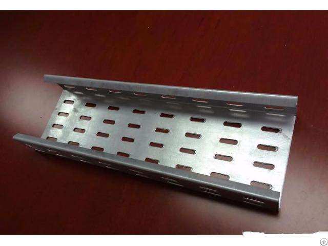 Single Rail Aluminum Cable Tray