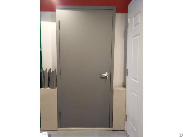 Flush Fire Steel Door