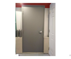 Flush Fire Steel Door