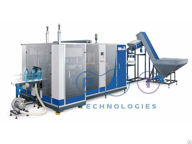 Automatic Stretch Blow Molding Machine Apf 5