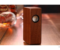 Magic Wood Induction Speaker