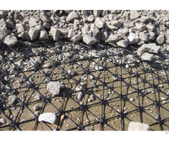 Triaxial Geogrid