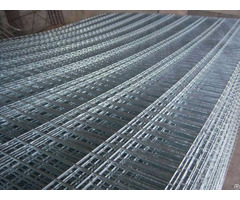 Galvanized Reinforcing Welded Steel Bar Panel
