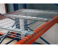 Welded Mesh Shelving System
