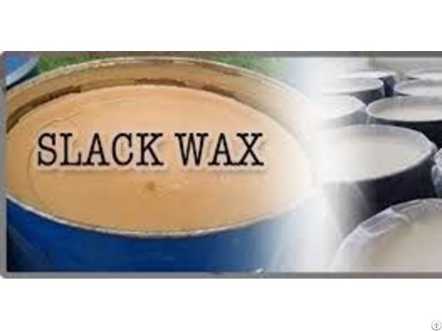 Heavy Slack Wax