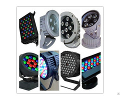 Warterproof Ip65 Dmx Rgb Led Flood Light