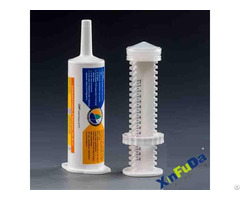 60ml Plastic Oral Paste Syringe For Cow Mastitis And Dairy Cattle