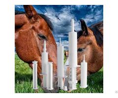 Plastic Equine Horses Oral Paste Syringes