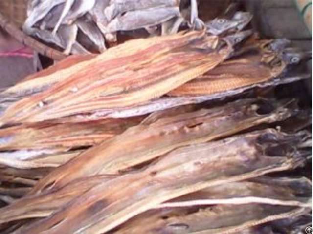 Dried Ribbonfish