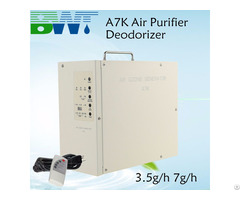 Live Healthier With Clean Air Purifier Ozone Generator 3 5 Or 7g H
