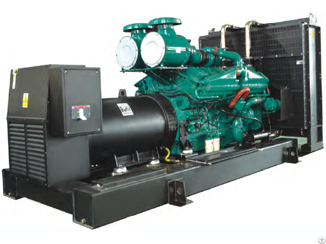 Diesel And Gas Generator Manufacturer