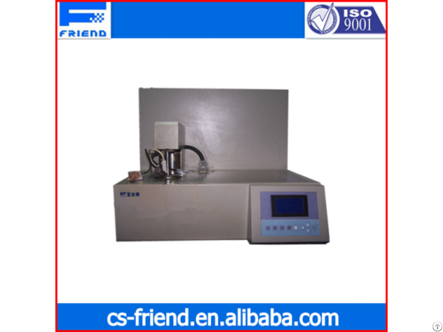 Fdt 0233 Automatic Low Temperature Closed Cup Flash Point Tester