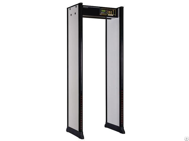 Walk Through Metal Detector Thruscan S9