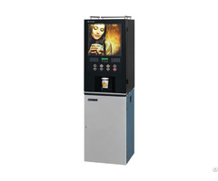 Mini Black Tea Coffee Vending Machine
