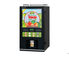 Tru Vend Super Souper Soup Dispenser