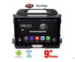 Kia Sportage Multimedia Car Radio Video Android Wifi Gps Navigation 3g Dab