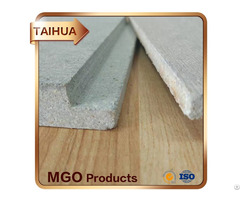 Environmentally Friendly Fire Resistant Class A1 Flexible And Safe Building Material Mgo Board