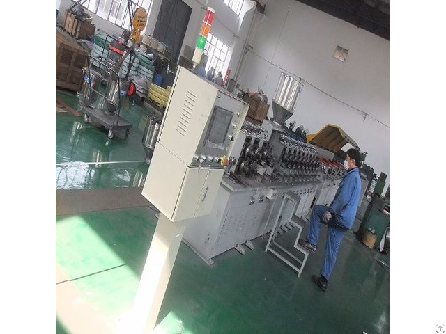 Flux Cored Solder Wire Producing Machine