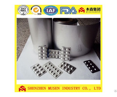 Ptp Aluminum Foil For Cold Forming Medicine Package