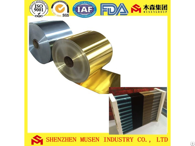 Hydrophilic Fin Stock Foil For Air Condition