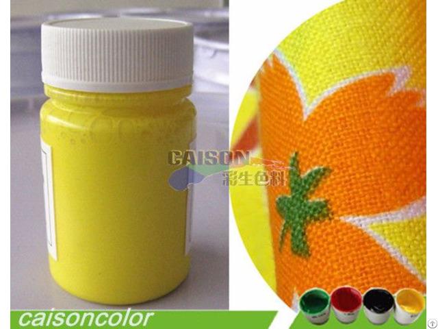 Liquid Fluorescent Pigment Preparation