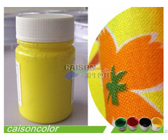 Liquid Fluorescent Pigment Preparation
