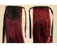 New Products Unprocessed Virgin Hair Extension Remy Wavy Human