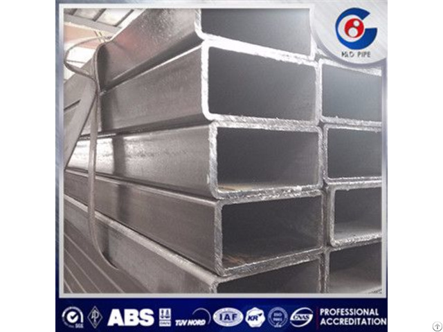 Chinese Factory Balck Mild Steel Tube For Weight Calculator