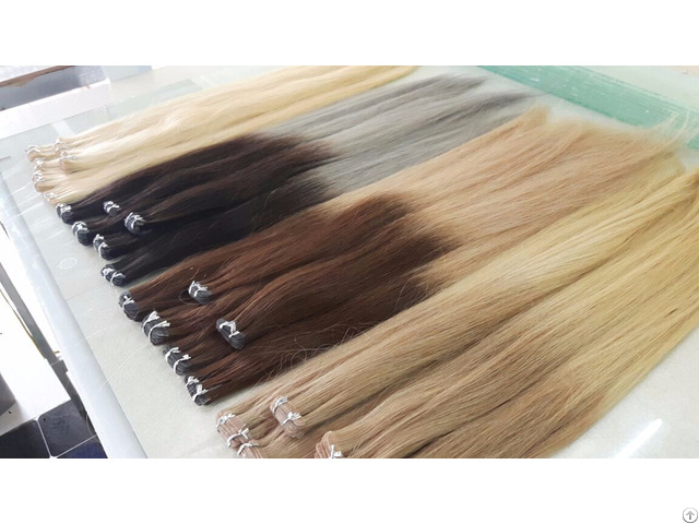 Remy Natural Hair Extensions