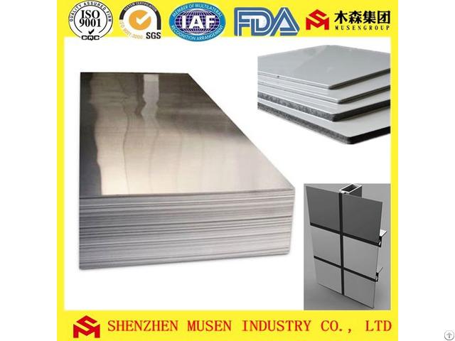 Aluminium Curtain Wall Panel