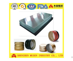 Aluminium Sheet For Bottle Medicine Screw Cap