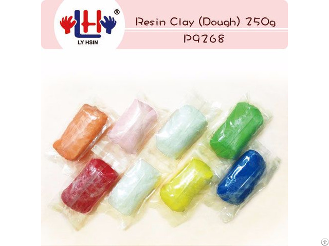 Smooth And Silky Resin Clay 250g