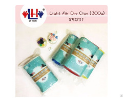Water Based Light Air Dry Clay 200g