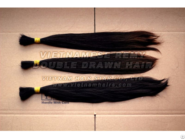 Factory Price High Quality 100% Unprocessed Straight Vietnam Human Hair