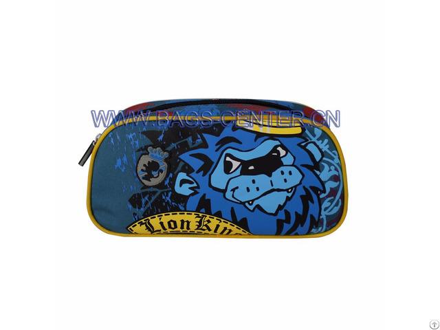 Animal School Pencil Bag