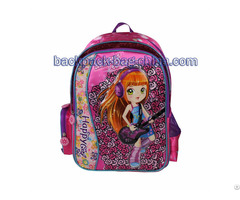 Guitar Kids School Backpacks