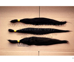 Virgin Vietnam Hair Natural